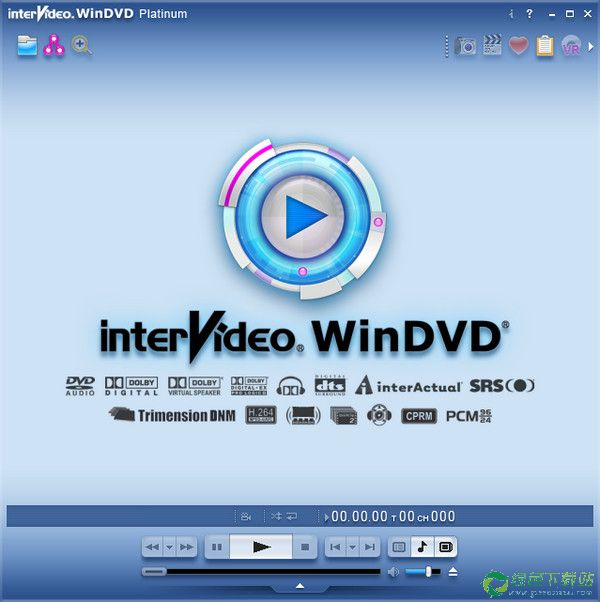 WinDVD Platinum7.0官方版(1)