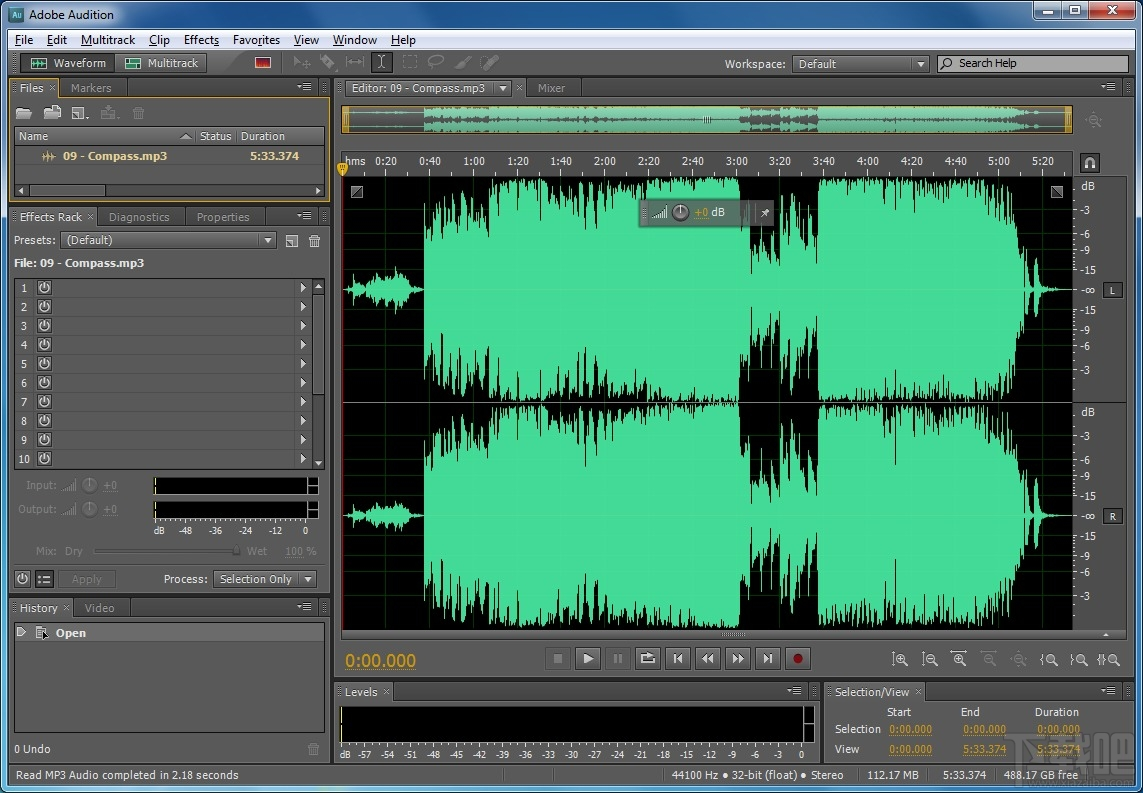 Adobe Audition 2020Adobe Audition(1)